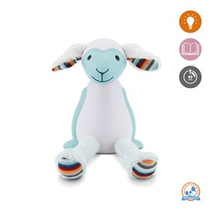 Image of Zazu Fin the Sheep Nightlight Blue (3125279095)