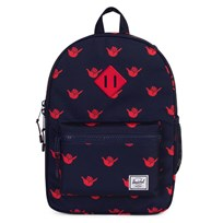 Herschel Heritage Youth Backpack Peacoat Shaka Peacoat Shaka