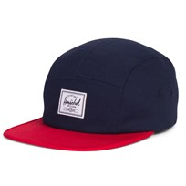 Herschel Glendale Youth Classic Cap Navy/Red Navy/Red