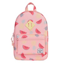 Herschel Heritage Kids Backpack Peach Fruit Punch Peach Fruit Punch