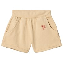 Bobo Choses W.I.M.A.M.P. Shorts Brun Pale Kaki
