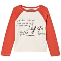 Bobo Choses W.I.M.A.M.P. Långärmad T-shirt Buttercream