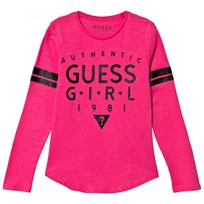 Guess Pink Branded Tee RARO