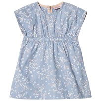 Noa Noa Miniature Celestial Blue Baby Dress celestial blue