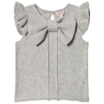 Noa Noa Miniature Topp Light Grey Melange Light Grey Melange