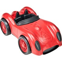 Green Toys Racerbil Röd Red