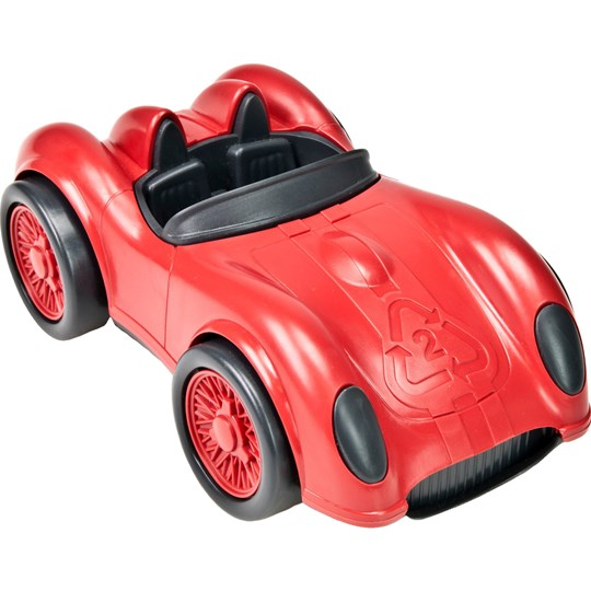 Green Toys Race Car Red Red