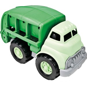 Image of Green Toys Recycling Truck Green 12 months - 5 years (3056116299)