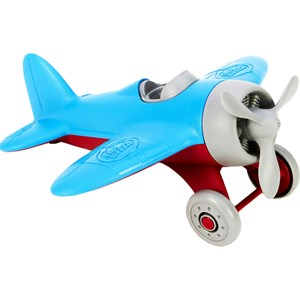Image of Green Toys Airplane Blue 12 months - 5 years (3148271575)