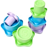 Green Toys Stacking Cups Multi