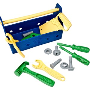 Image of Green Toys Tool Set Blue 24 months - 8 years (3023220185)