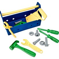 Green Toys Tool Set Blue Blue