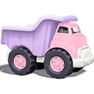 Image of Green Toys Dump Truck Pink 12 months - 3 years (3056116589)