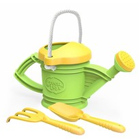 Green Toys Watering Can Set Multi