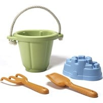 Green Toys Sand Play Set Green Multi