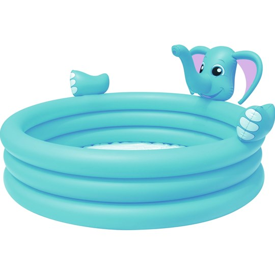 Bestway Pool with Elephant 324L Blue