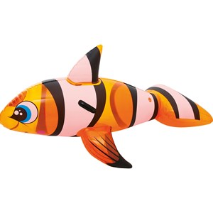 Image of Bestway Ride-On Clownfish 157x94 cm 3+ years (3023220037)