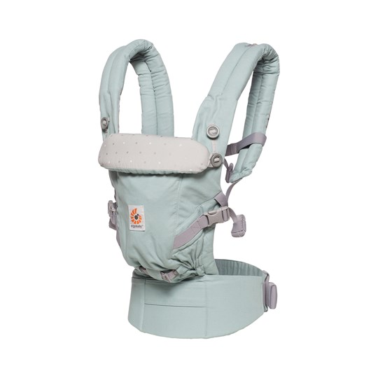 cad410a84c9 Ergobaby - Adapt Baby Carrier Frost Mint - Babyshop.com