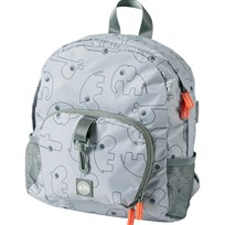 Done by Deer Contour Backpack Grey Black