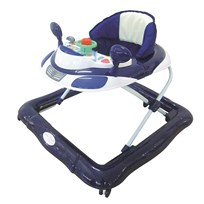 Basson Baby Baby Walker Blue Blue/White
