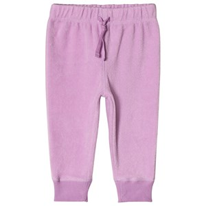 Image of GAP Pro Fleece Baby Pants Lavender 12-18 mdr (3022492723)