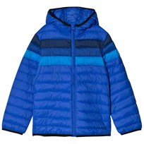 Gap ColdControl Lite Colorblock Puffjacka BRISTOL BLUE 137