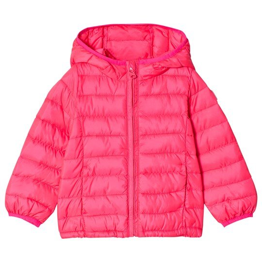 GAP Pink Light Baby Puffer Jacket PINK LIGHT
