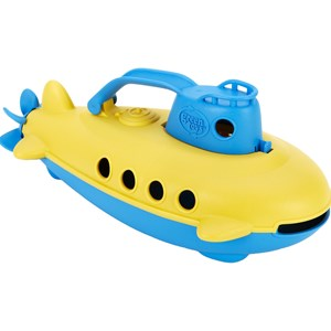 Image of Green Toys Submarine Yellow 12 months - 5 years (3023220243)