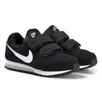 NIKE Black Nike MD Runner 2 Kids Shoe 001