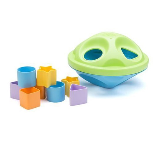 Green Toys Formsorterare Multi