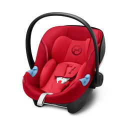 Cybex Aton M i-Size Infant Carrier Rebel Red 2018