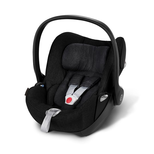 Cybex Cloud Q Plus Infant Carrier Stardust Black 2018 Stardust Black