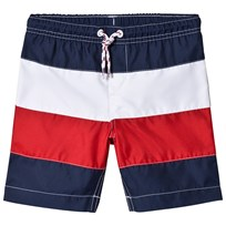 Lands End Colorblock Badbyxor Deep Sea HME