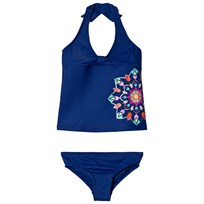Lands End Takini Baddräkt Set Medallion MED