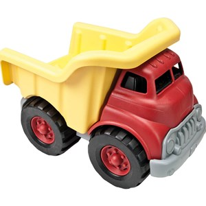 Image of Green Toys Dump Truck Red 12 months - 5 years (3056116295)