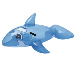 Image of Bestway Dolphin Ride-on Blue 3 - 12 years (1331273)