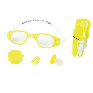 Image of Bestway Hydro-Swim Protector Set Goggles Yellow 7 - 12 years (3031529793)