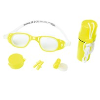 Bestway Hydro-Swim Protector Set Goggles Yellow Yellow