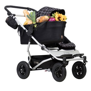 Image of Mountain Buggy Duet Single Stroller Grid (3056058701)