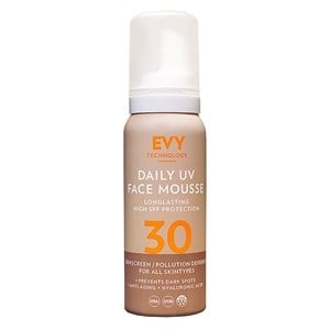 Image of EVY Technology SPF 30 Anti-Age UV Face Mousse – 75 ml (2743803517)