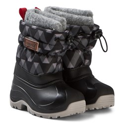 Reima Ivalo Winter Boots Black
