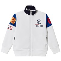 Ralph Lauren White Regatta Polo Track Jacket 001
