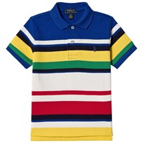Ralph Lauren Multi Stripe Polo with PP 001