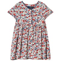 Ralph Lauren Floral Button-Front Dress 002