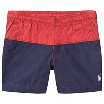 Ralph Lauren Polo Prepster Cotton Shorts Maine Red 001
