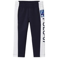 Ralph Lauren Navy Polo Logo Regatta Tech Track Pants 001