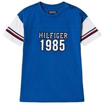 Tommy Hilfiger Blue Shorts Sleeve Tee 493