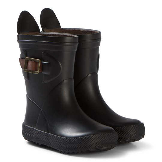 Bisgaard Rubber Boot Scandinavia Black Black