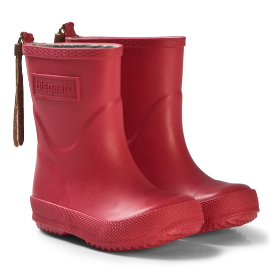 Bisgaard Rubber Boots Red Red
