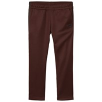 Acne Studios Mini Norwich Face Pants in Chocolate/Brown Chocolate/brown